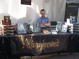 Wingheart at The Word On The Street Toronto 2015, Launch of Wingheart: Spirit's Gate