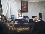 Wingheart at The Word On The Street - September 2014